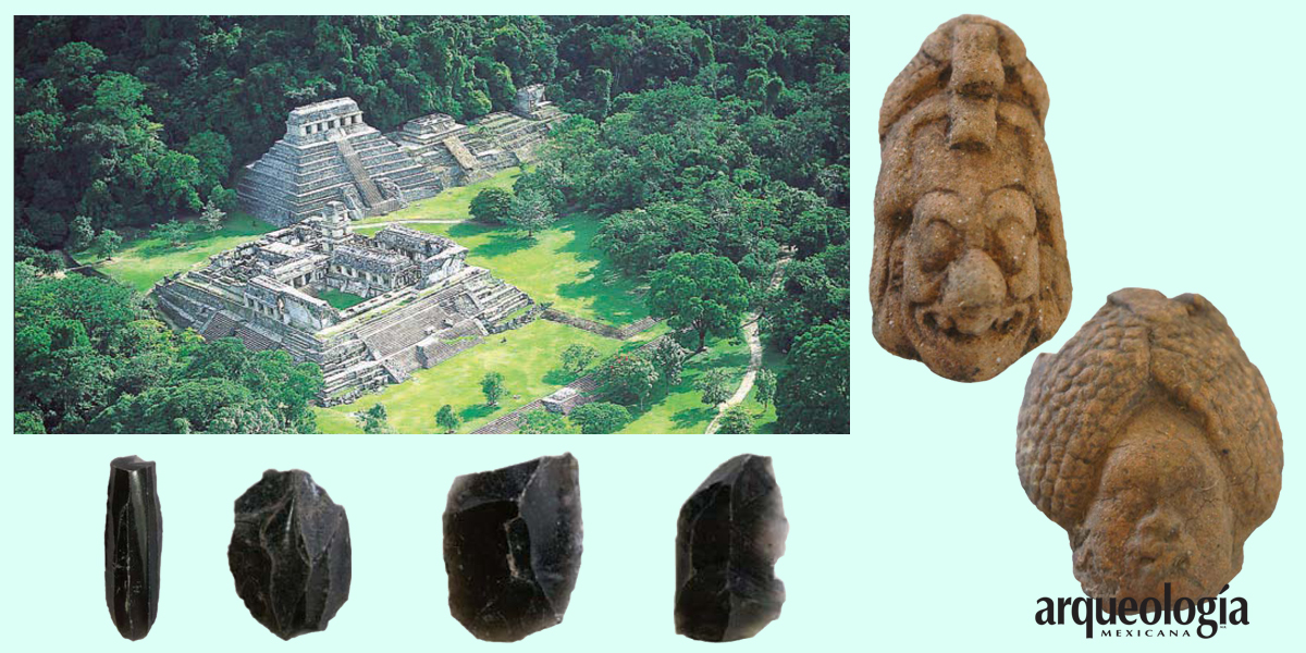 Vida cotidiana en Palenque