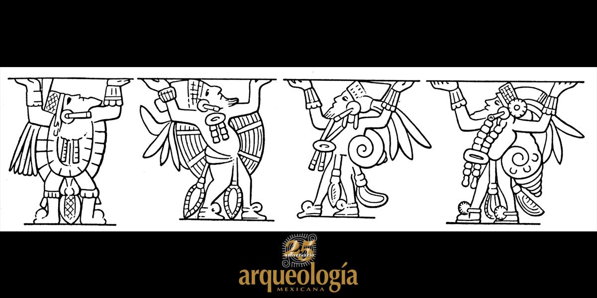 Los dioses-columnas