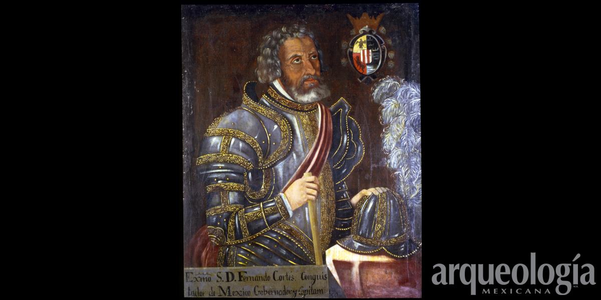 La persona de Hernán Cortés
