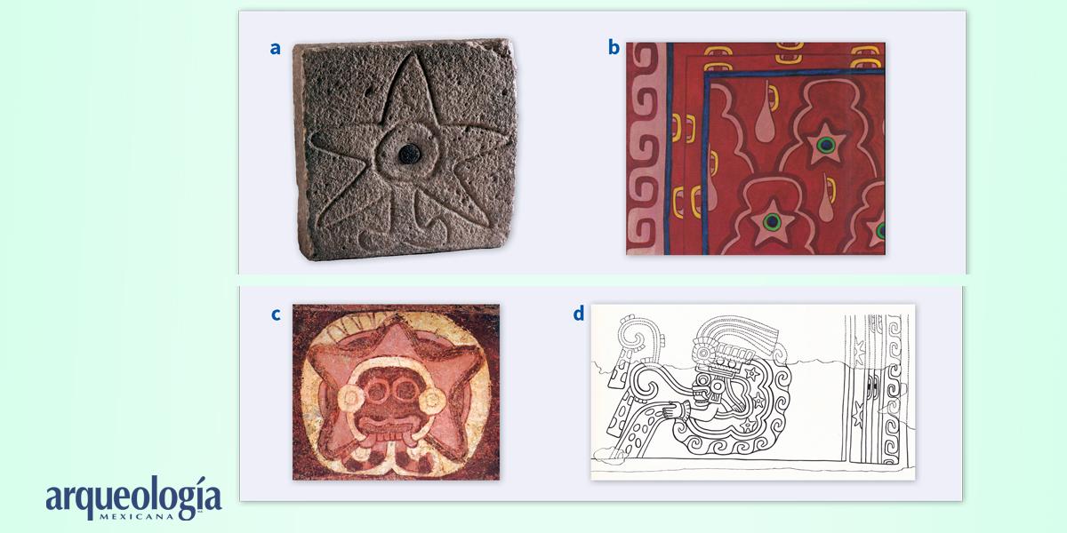 Teotihuacan y las estrellas de mar
