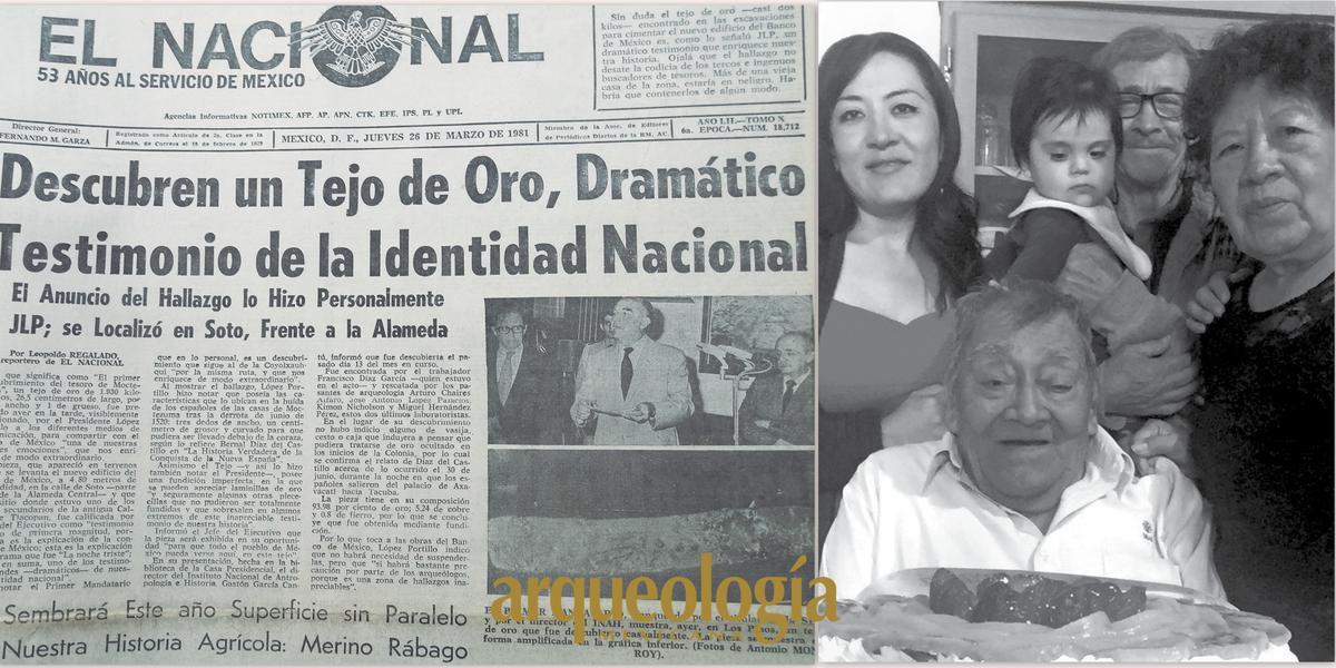 El Tejo De Oro Y La Noche Triste Arqueologia Mexicana