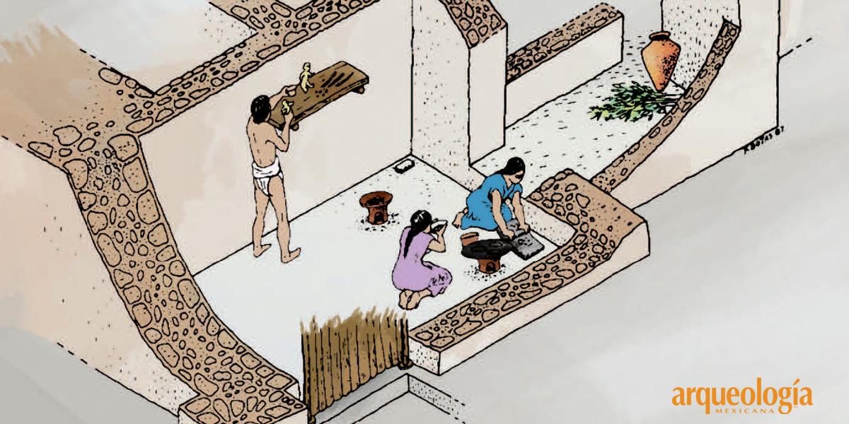 Productos teotihuacanos