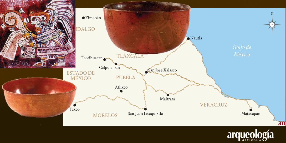 Teotihuacan y los migrantes