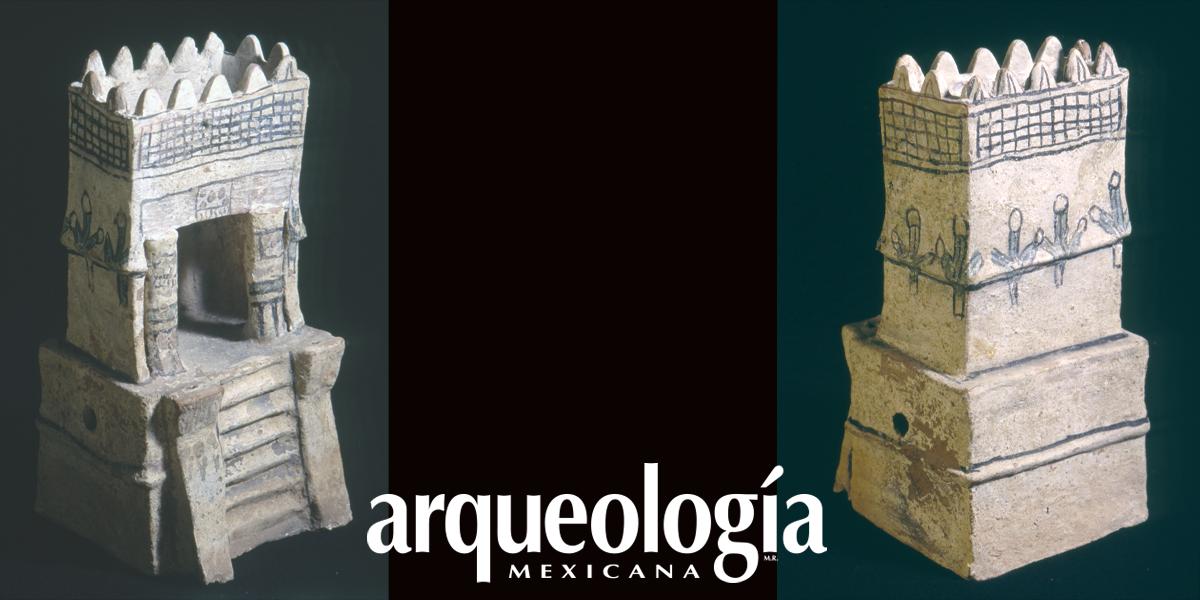 Maquetas prehispánicas de Calipan
