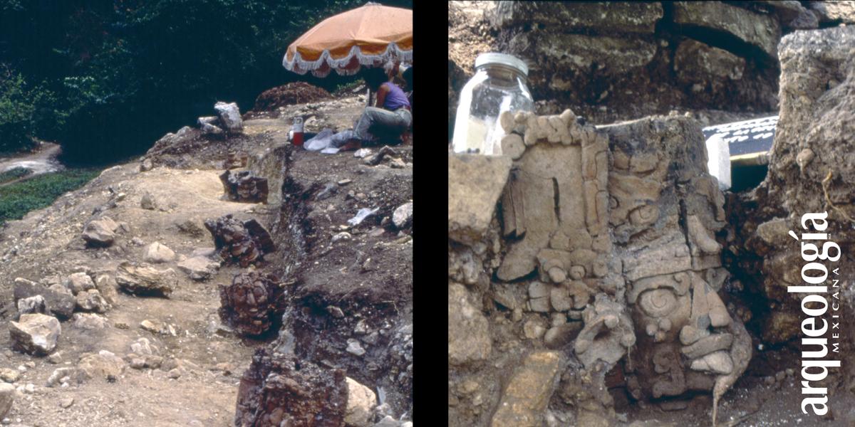 Los incensarios del Grupo de las Cruces, Palenque