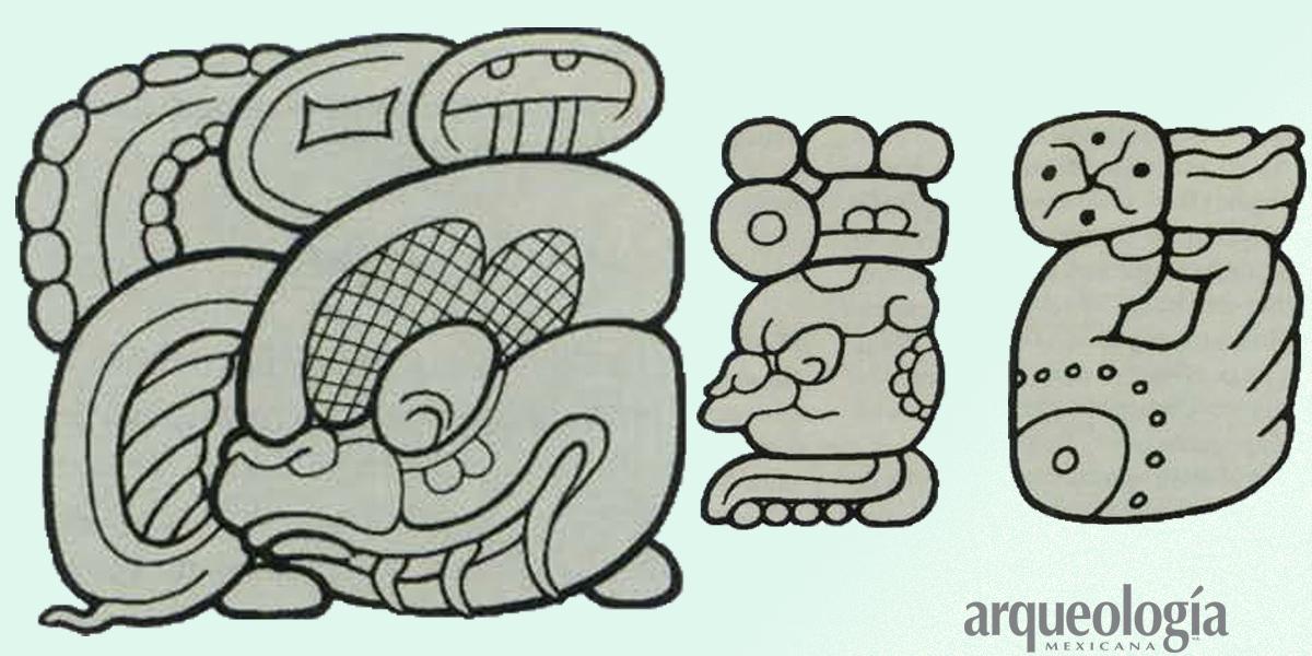 El  enigma del glifo Cabeza de Serpiente