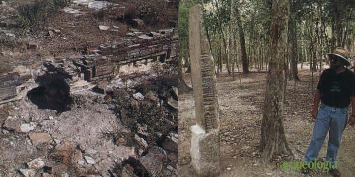 El patrimonio arqueológico de México
