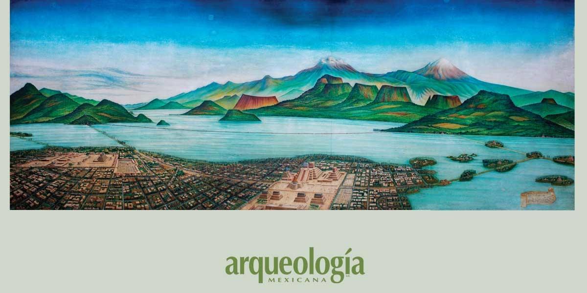 Vida, pasión y muerte de Tenochtitlan