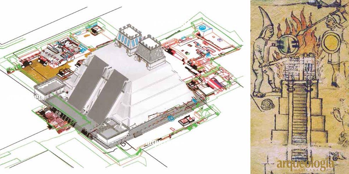 Destrucción del Templo Mayor
