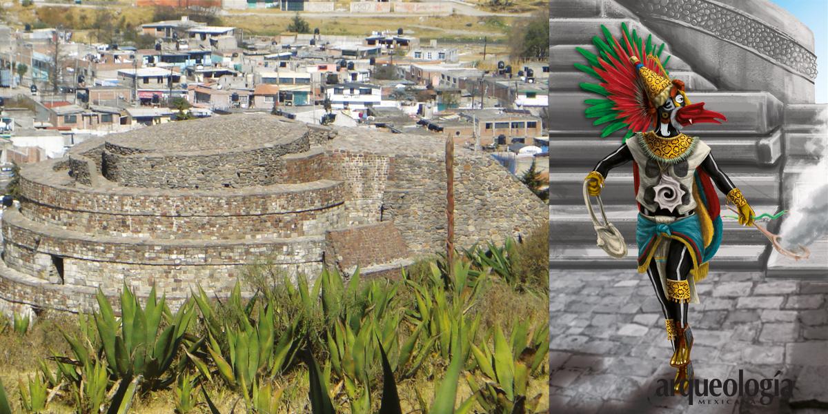 Arquitectura para Ehécatl-Quetzalcóatl
