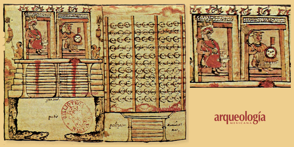 El Templo Mayor en las crónicas