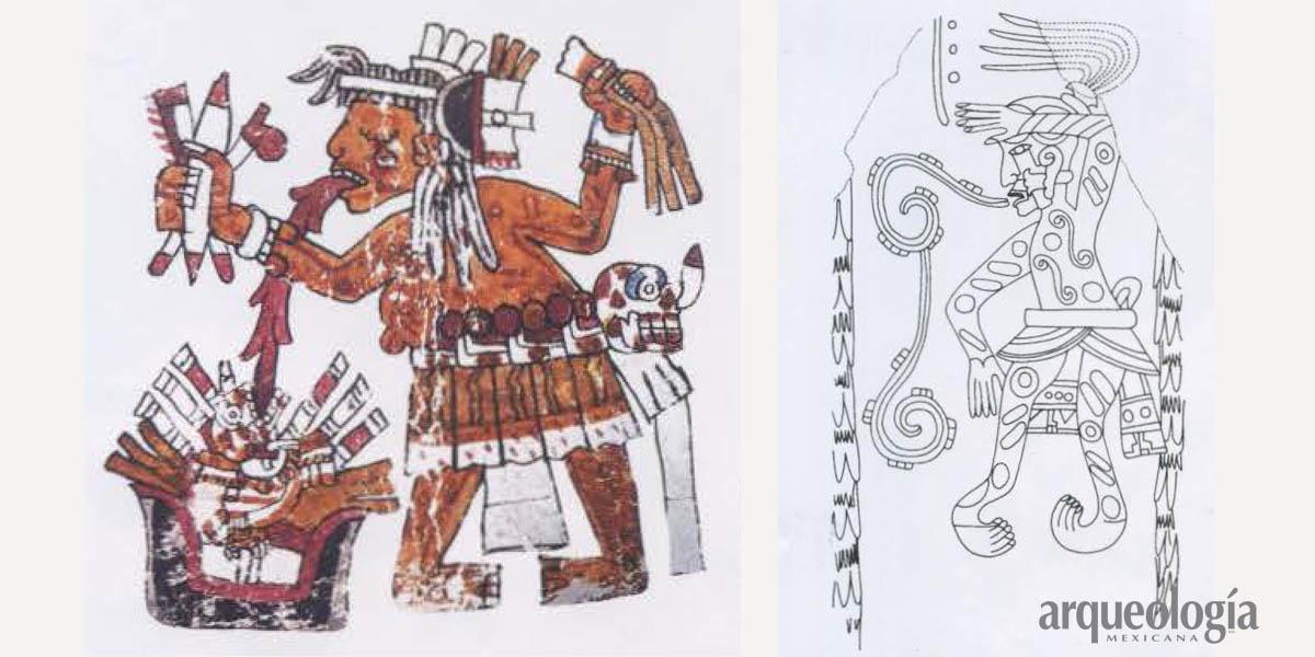 Huitzilopochtli ¿un dios enfermo?