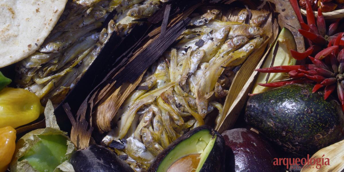 La comida teotihuacana