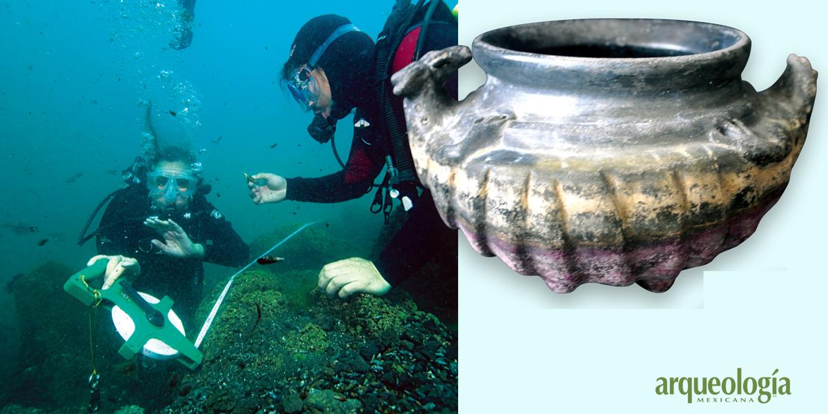 Fauna en cerámica sumergida