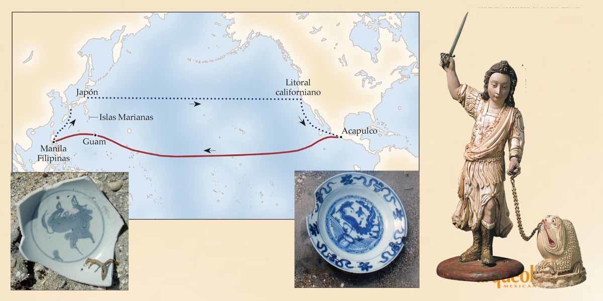 Antigüedad del comercio con China