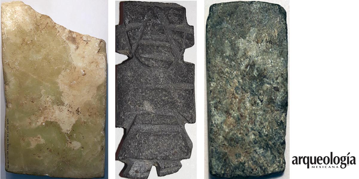 Estudios recientes en la lapidaria de Teopancazco