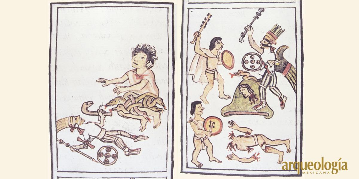 Por mandato divino, se llamaron mexicas