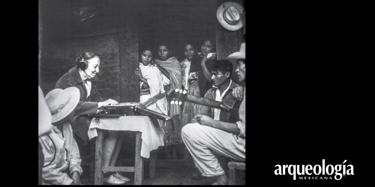 La Fonoteca del INAH, pionera en la recopilación de las sonoridades indígenas de México