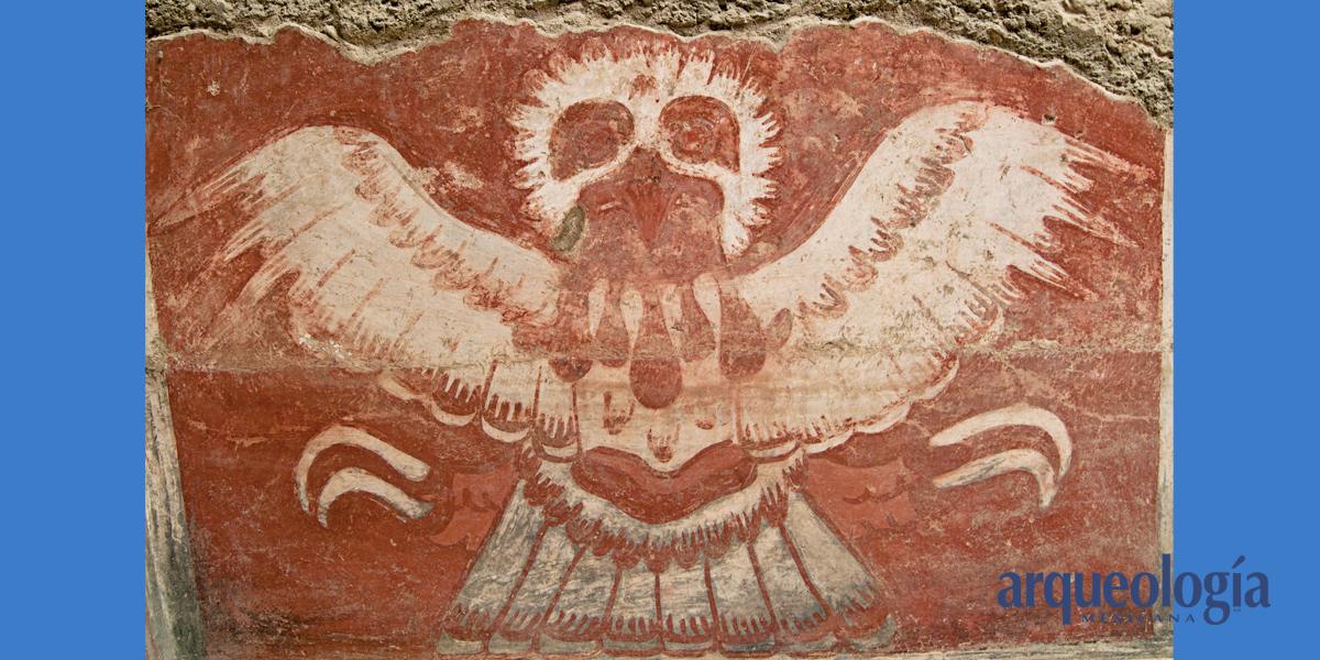 Las aves en la narrativa pictórica