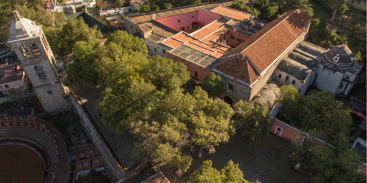 Conjunto conventual en el Patrimonio Mundial