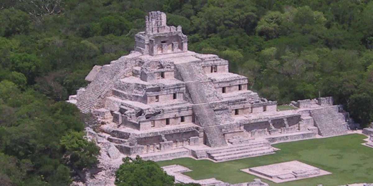 Reabren zonas arqueológicas de Campeche