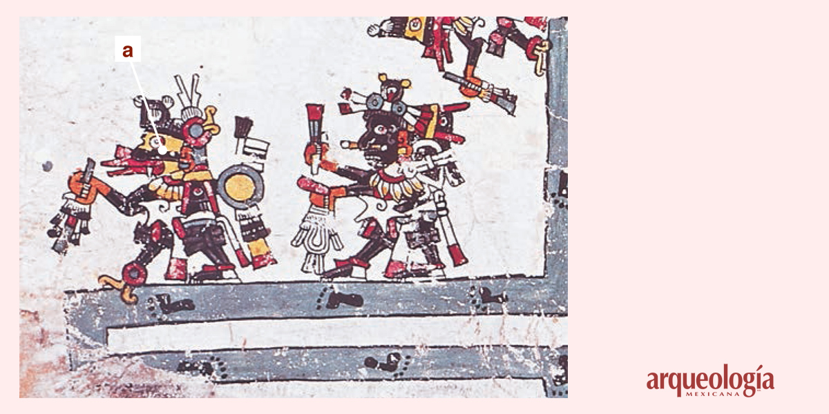 Tezcatlipoca y Quetzalcóatl