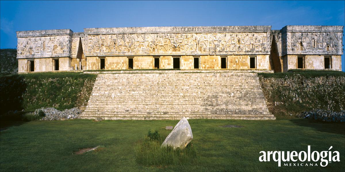 El Palacio del Gobernador. Uxmal, Yucatán
