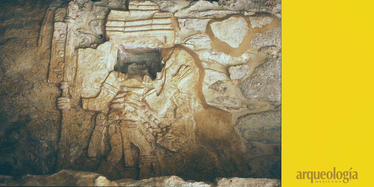 Mayapán, ciudad maya, y la guerra