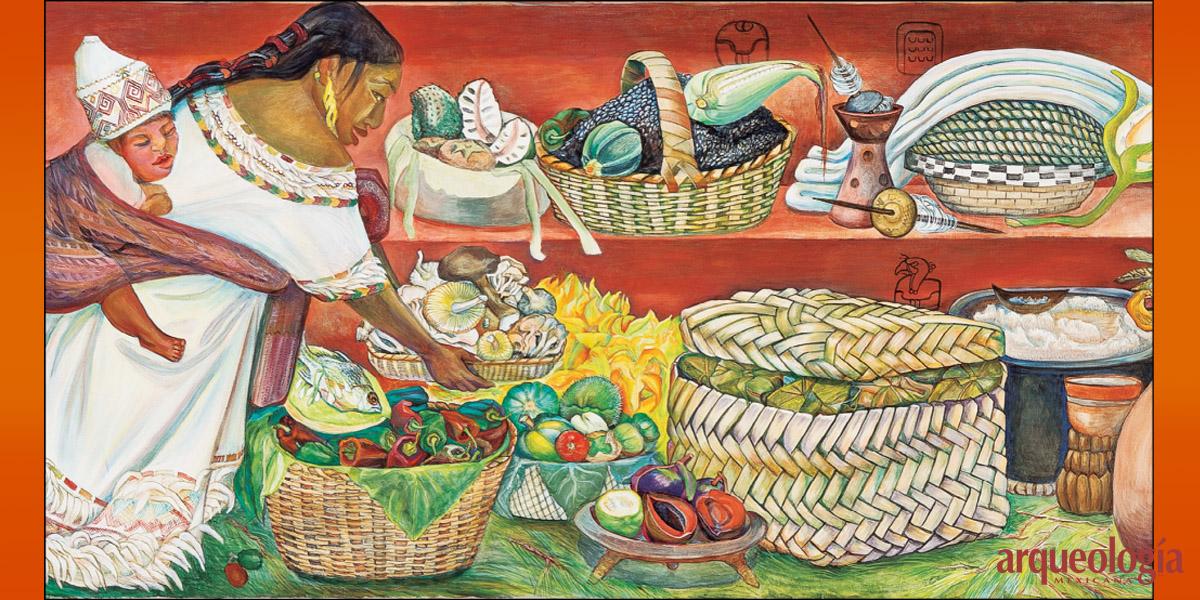 La petaca, el huacal y el mecapal