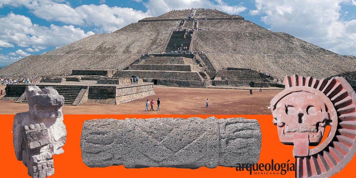 La Plaza del Sol, Teotihuacan