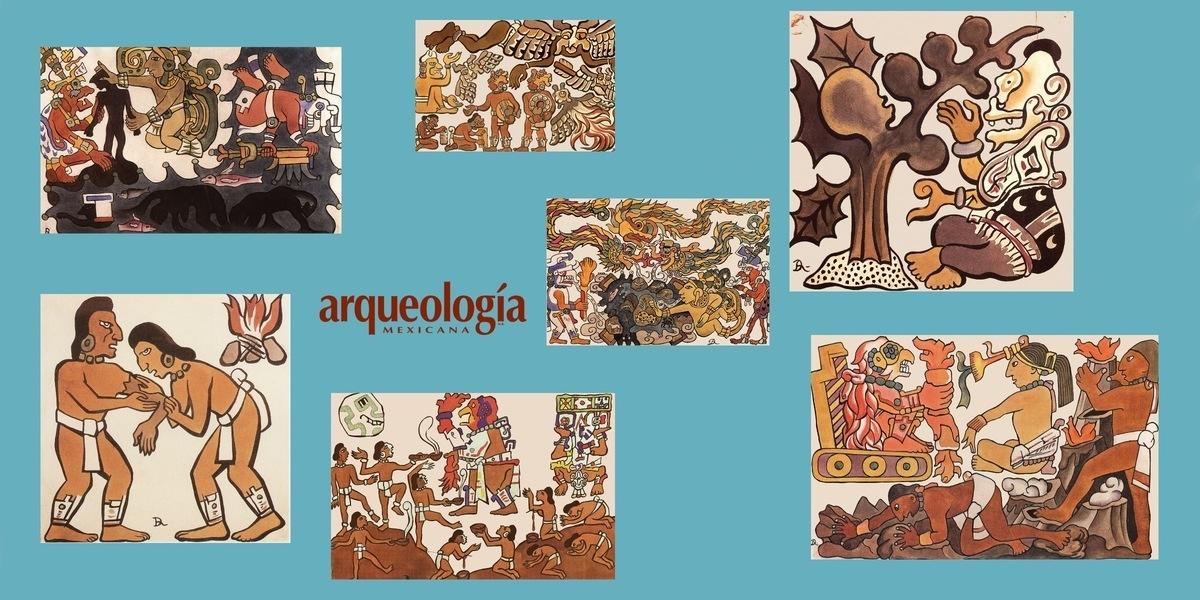 El Popol Vuh, el libro sagrado de los mayas