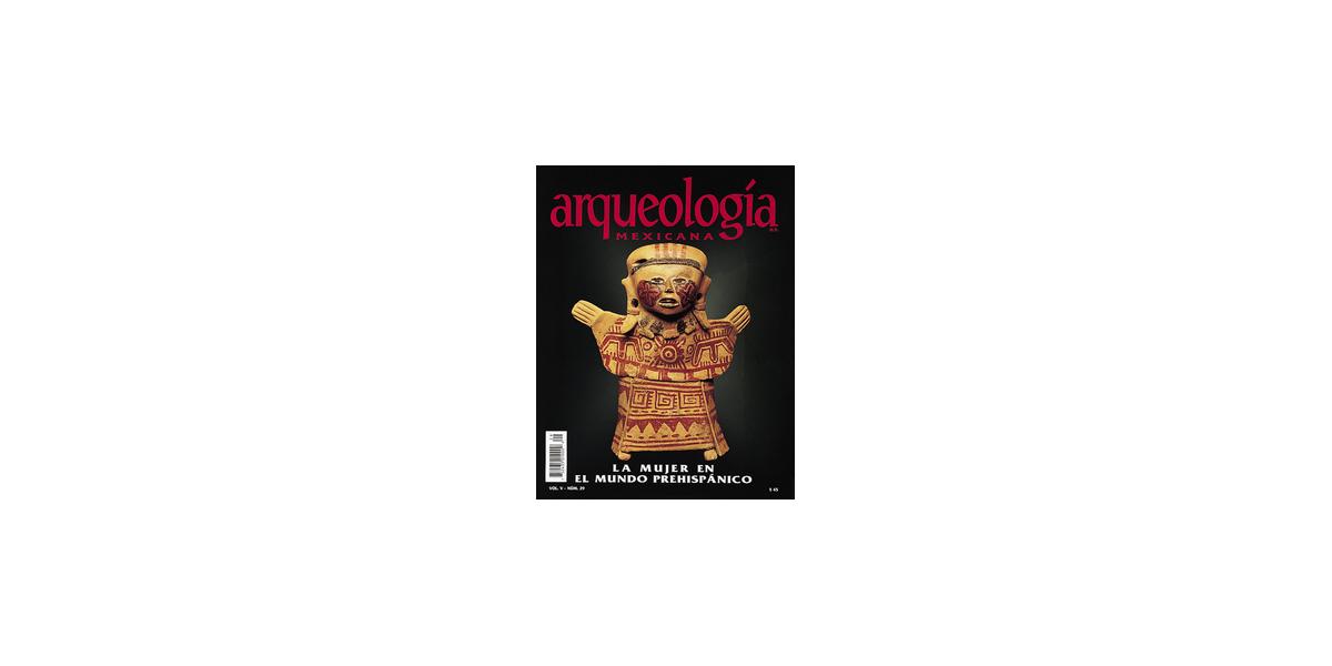 29. La mujer en el mundo prehispánico