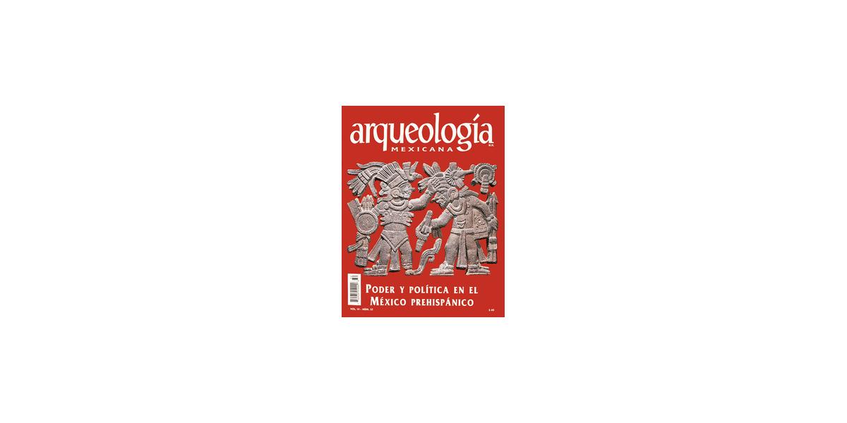 32. Poder y política en el México prehispánico