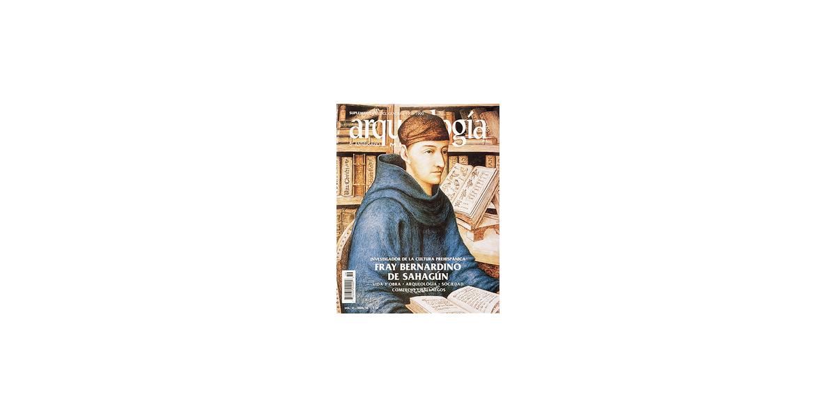 36. Fray Bernardino de Sahagún