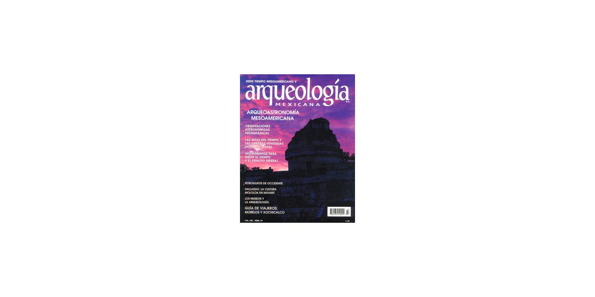 47. Arqueoastronomía mesoamericana