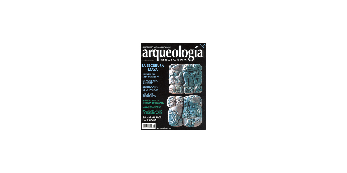 48. La escritura maya