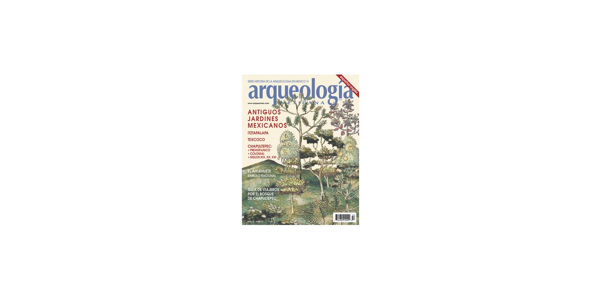 57. Antiguos jardines mexicanos