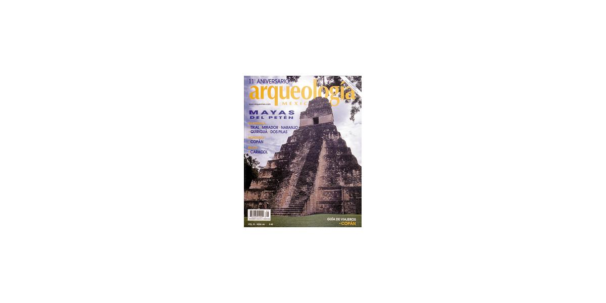 66. Mayas del Petén