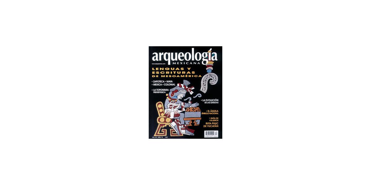 70. Lenguas y escrituras de Mesoamérica