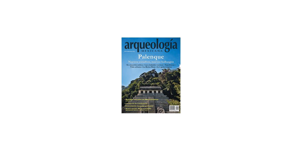 113. Palenque. Estudios y hallazgos