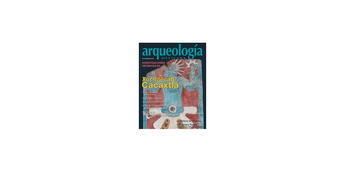 117. Investigaciones recientes en Xochitécatl-Cacaxtla