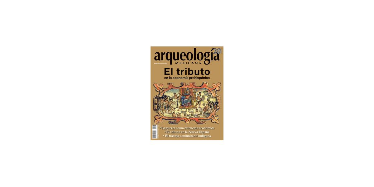 124. El tributo en la economía prehispánica
