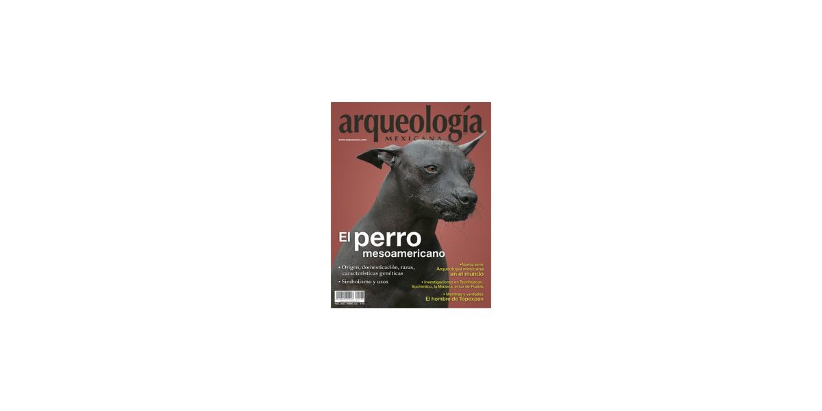 125. El perro mesoamericano