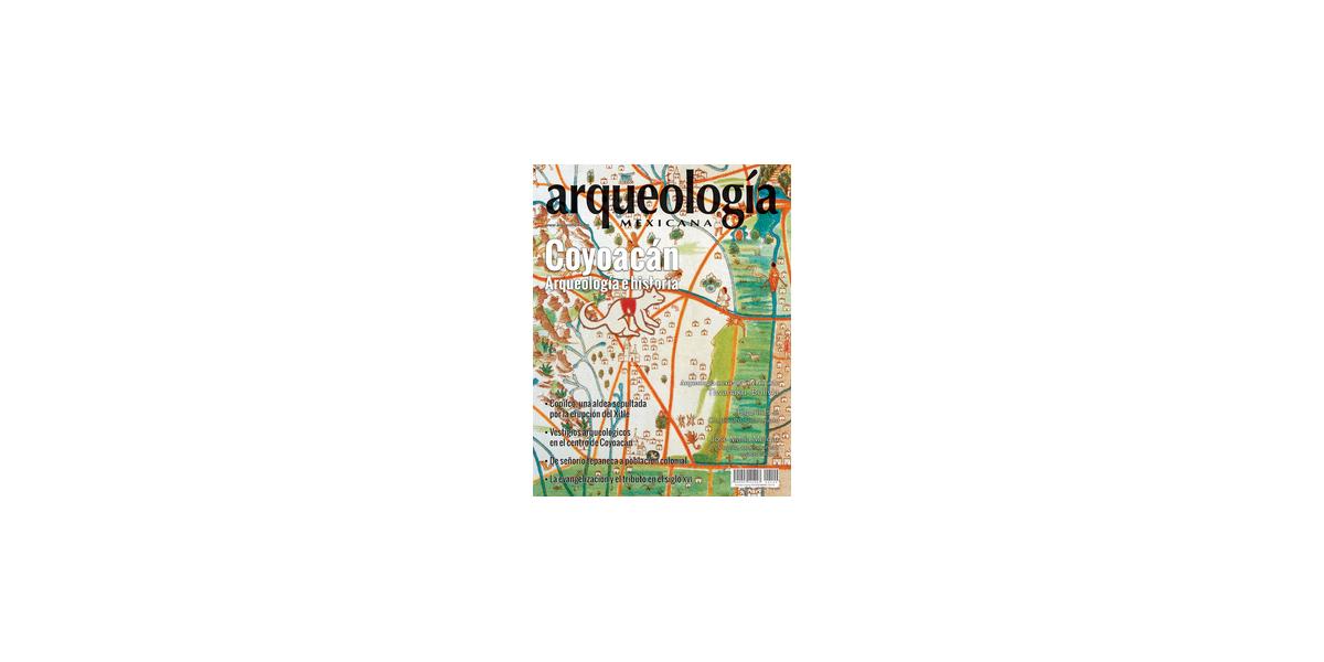 129. Coyoacán. Arqueología e historia