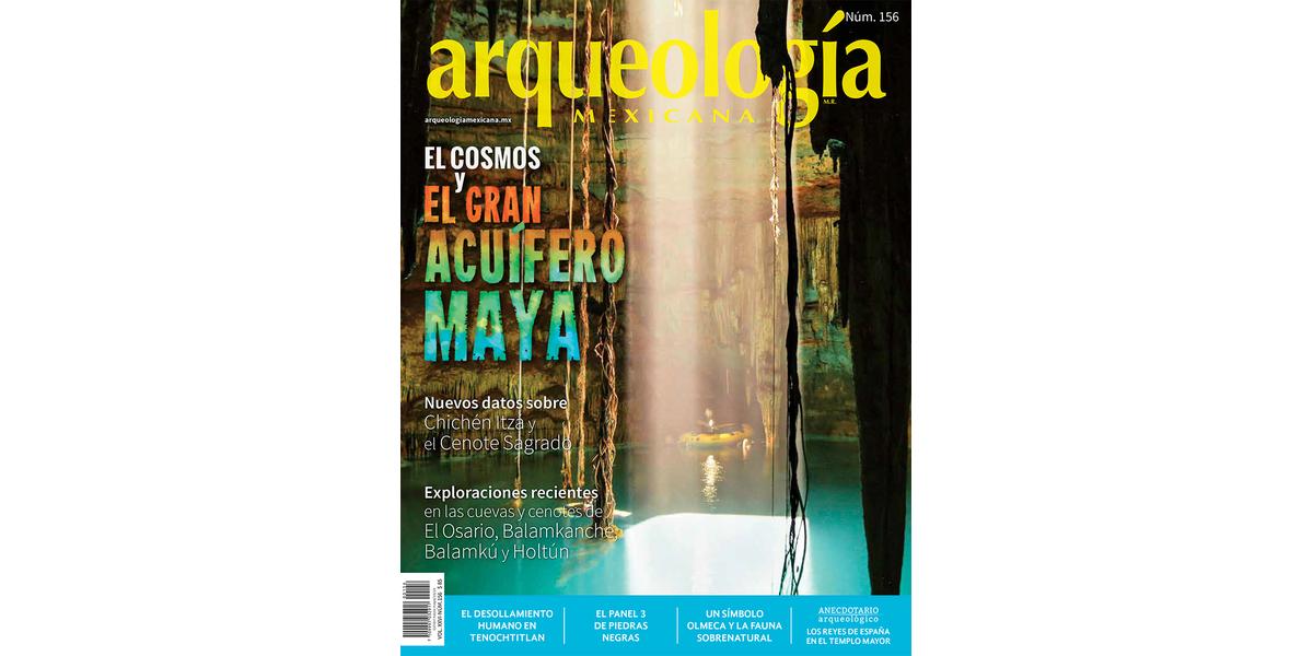 156. El cosmos y el Gran Acuífero Maya