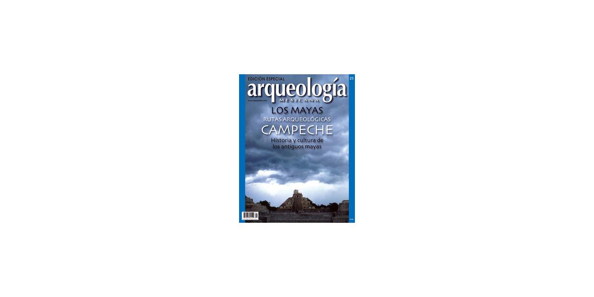 E25. Rutas arqueológicas. Campeche