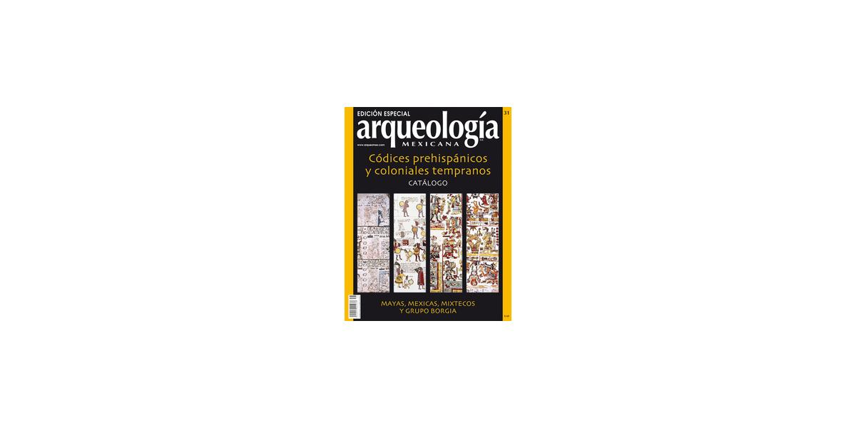 E31. Códices prehispánicos