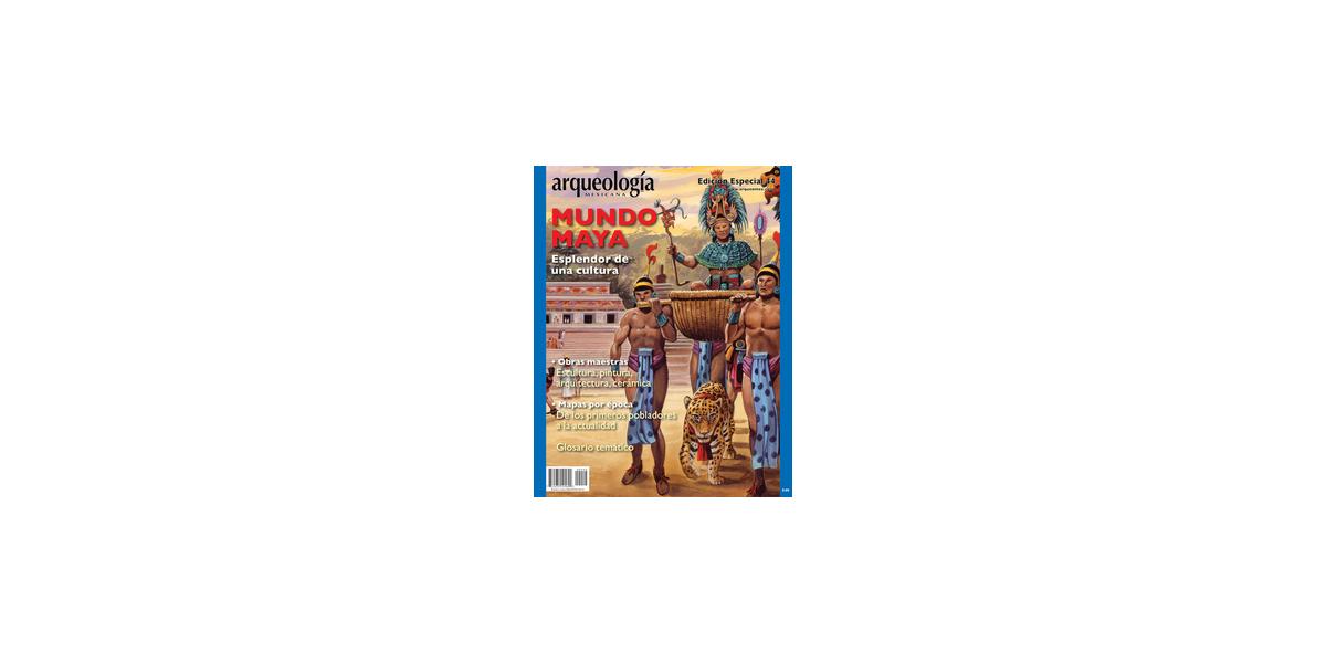 E44. Mundo maya