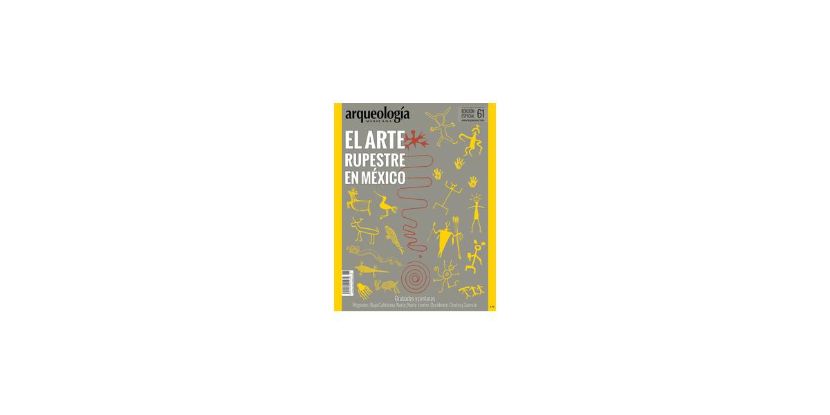 E61. El arte rupestre en México