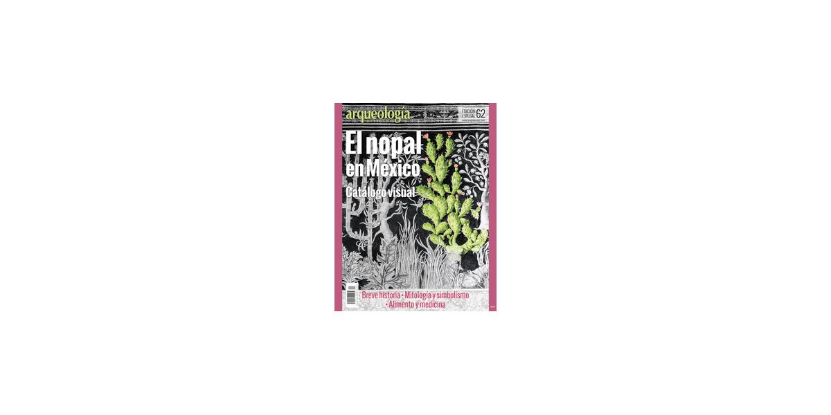 E62. El nopal en México